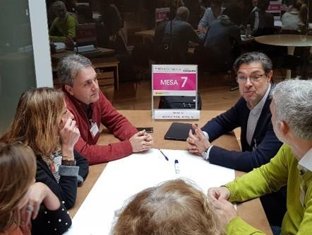 mesas de diálogo entre empresas y ONG