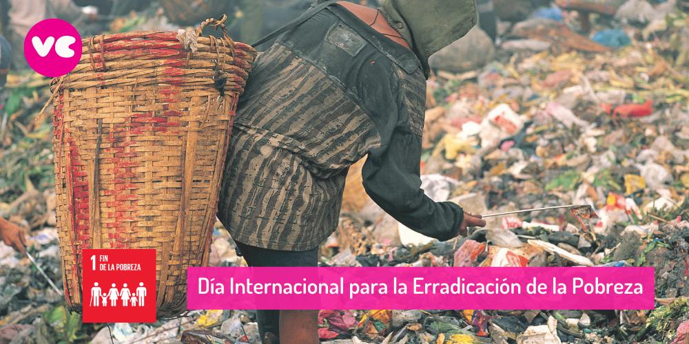 Día Internacional para la erradiación de la pobreza