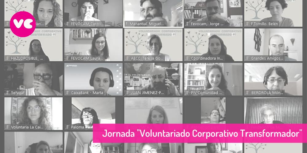 Jornada de Voluntariado Corporativo Transformador